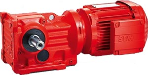 SEW gearboxes