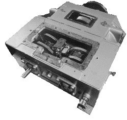 chain drive gearbox